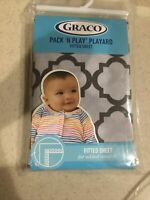 """Graco Pack 'N Play Playard Fitted Sheet  39"""" X 27"""" Unisex"""