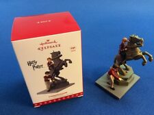 Harry Potter: A Dangerous Game 2017 Hallmark Keepsake Christmas ornament in box