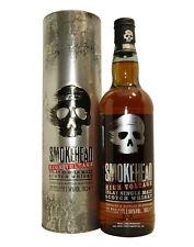 Smokehead High Voltage Single Malt Whisky - 58,0% vol. - 0,7 Liter