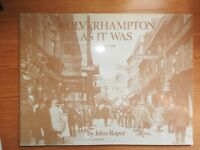 Wolverhampton As It Was Volume One - John Roper PB (1978) Black Country History