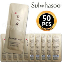 Sulwhasoo Essential Perfecting Firming Cream 1ml x 50pcs (50ml) Sample Newist