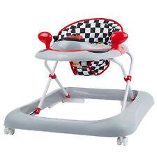 Baby-Walker Lauflernhilfe Spielcenter mit Melodien kippsicher Schaukelfunktion
