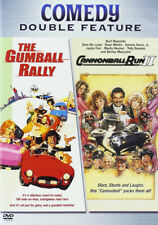 The Gumball Rally / Cannonball Run II (Double  New DVD