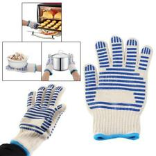 Universal Ove Glove BBQ Cooking Microwave Oven Mitts Heat Protection Washab
