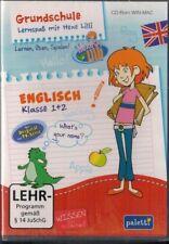 Hexe Lilli Englisch Grundschule Klasse 1 + 2 / PC deutsch Lernsoftware NEU & OVP