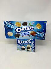 Oreo Cookies Crackin Cookies Selection Box + Snow Enrobed Oreo SAME DAY DISPATCH