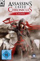Assassin's Creed Chronicles: China - Uplay Key Code Digital [No Steam] PC
