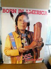 Durango Boot Iron Eyes Cody Poster Born In America Franklin TN