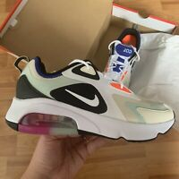 Nike Women's Air Max 200 Size UK 5 EUR 38.5 Fossil CI3867 200 NEW