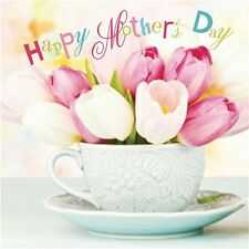 Mothers Day Card  - Mothers Day Teacup