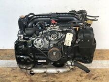 Jdm Subaru Impreza WRX 2.5L EJ255 Turbo Engine 2008-2014 OEM Direct Replacement