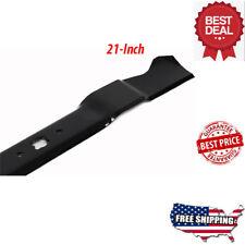 21 Inch Sharp Mulching Blade for Lawn Mower Troy Bilt Craftsman Toro Blades Walk