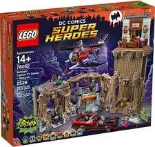 LEGO Batman Set DC Comics Super Heroes Classic TV Series 2526 Pcs Ages 14+ New