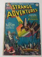 Strange Adventures #4 DC Comics 1951 Golden Age Sci-Fi