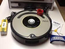 iRobot Roomba 650 Automatic Vacuum Cleaner Robot, Dock,Warranty See Description