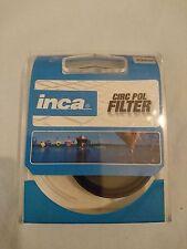 Genuine inca Digital Circular Polarising filter 43 mm