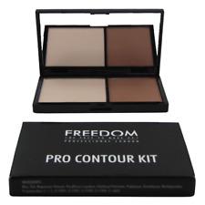 Bronzer Highlighter Freedom Makeup Revolution Pro Contour Kit Medium 01