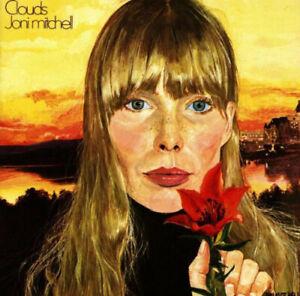JONI MITCHELL ~ Clouds ~ 1988 EU Reprise label 10-track CD album ~ JUST LIKE NEW