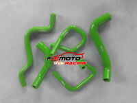 Green Silicone Radiator COOLANT Hose Kit for Ford Falcon BA BF XR6 Turbo