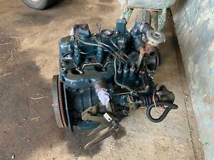 Kubota D950 Engine, complete running, Warranted X Cushman Truxter ..£800+VAT