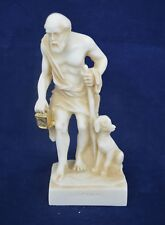 Diogenes sculpture the cynic aged statue ancient Greek philosopher