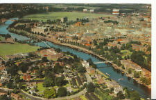Cheshire Postcard - Aerial View of Chester - Ref 588A