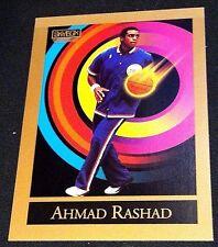 AHMAD RASHAD 1990-91 SKYBOX Scarce PROMO Card NBC Giveaway HTF! Awesome RARE SSP