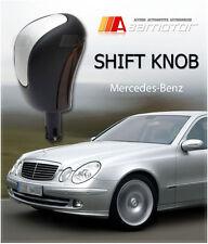 Auto AT MT Manual Transmission Shift Knob for Mercedes Benz W203 W211 C E Class