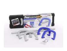 St. Pierre Sports American Professional Forged-steel Horseshoe Set with Carry On