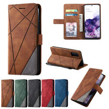 For Samsung Galaxy A51 A71 A10E A20S Phone Leather Flip Card Wallet Case Cover
