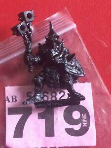 metal C35 HARROWHOUND 3C-08 chaos warrior fighter Citadel Warhammer GW 1985
