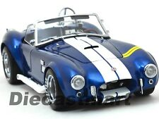 SHELBY COBRA 427 S/C Blue 1:18 DIECAST MODEL CAR BY KYOSHO 08045 NEW FOR 2017