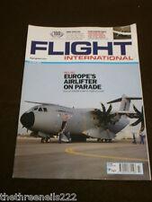 FLIGHT INTERNATIONAL # 5145 - EUROPE'S AIRLIFTER - JULY 1 2008