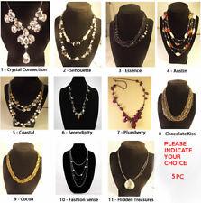 Premier Designs Assorted Neckalce Lot - NWT - Your Choice of 5pcs