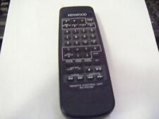 KENWOOD RC-P0709 CD PLAYER REMOTE CONTROL,  Batteries incl