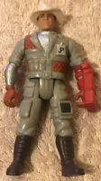1993 Kenner Jurassic Park Series II 2 Alan Grant Action Figure