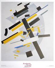 Kasimir Malewitsch Suprematismo Supremus Poster Kunstdruck Bild 90x70cm