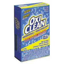 OxiClean Versatile Stain Remover Vend-Box 1-Load 1oz Box 156/Carton 5165500