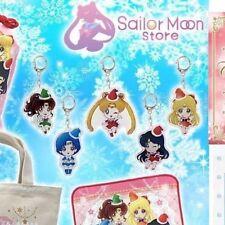【Sailor Moon store 】Christmas goods Original Acrylic key chain 5P complete