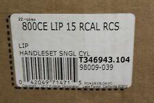 Kwikset 800CE LIP 15 RCAL RCS 98000-039 Single Cylinder
