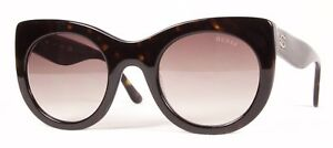 Guess Sunglasses GU 7485 52F Dark Havana Msrp $115.00