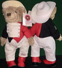 "Herrington Teddy Bears 2006 CALGARY STAMPEDE Showband Cowboy Costume 11"" Bear"