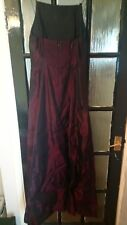 Prom dress size 6 pre owned