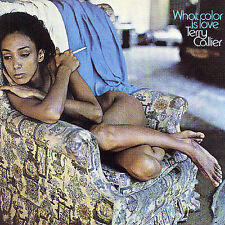 What Color Is Love by Terry Callier (Import CD)