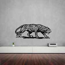 Wall Stickers Vinyl Decal Tiger Predator Animal Tribal ig704