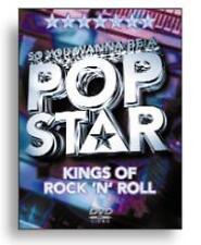 POP STAR- KINGS OF ROCK N ROLL - DVD - REGION 2 UK