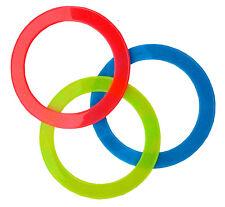 Jonglierringe Junior 24cm 3x 55g jonglieren Ringe Wurfringe Spielringe Acrobat