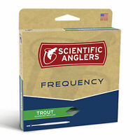 Scientific Anglers Frequency Trout Double Taper Fly Line - All Sizes
