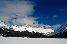 Canadian Rocky Mountains Icefields Parkway Banff Jasper Canada Photograph Print