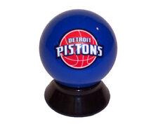 DETROIT PISTONS NBA POOL TABLE BILLIARDS CUE 8 BALL MEEKS JENNINGS MONROE NEW
